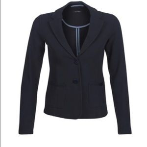 Marc O Polo Blazer -36 navy , cotton elastane